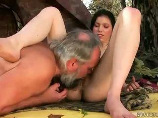 brunette, hardcore sex, group sex