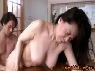 Miki sato indah nihonjin mama part1