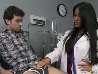Groot bips dokter jenaveve jolie wants naar gets geneukt hard video-
