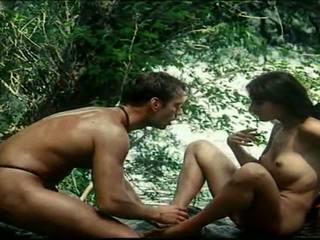 Tarzan meets jane: bezmaksas vintāža hd porno video df