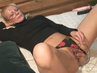 Cực trưởng thành mẹ kỳ lạ to insertions fetish