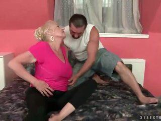 Beste van lusty grandmas
