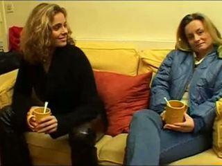 Frans lesbisch tweelingen