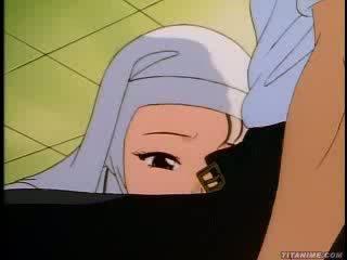 van, spotprent, hentai
