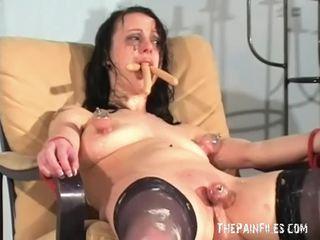 Bizarr female erniedrigung und unordentlich degradation