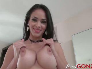 big boobs, brunettes