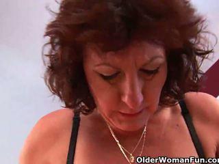 big boobs, pussy licking, cougar