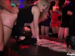 Wild Club Sluts Partying