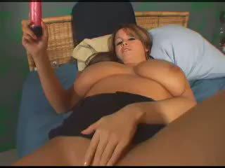 Brandy talore - juggernaught rubbin her nubbin