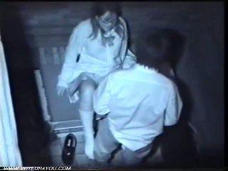 Awam seks di malam masa penuh exposed