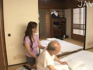 japán, kisbaba, cumshot