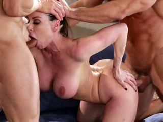 big boobs, milfs, trijatā