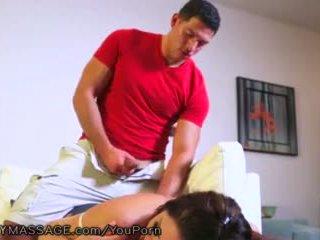 masturbation, massage, mom