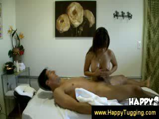 Thai masseuse gives bj for money