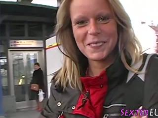 German Skank Cum in Mouth, Free Mouth Cum Porn c4