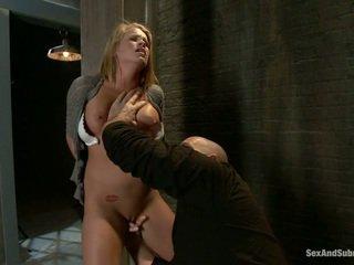 Jeune blonde aiden aspen gets humiliated