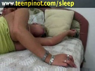 Impassioned doll banging hard by her dear in flop