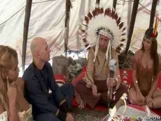 Pocoho: the treaty no peace