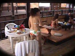 japoński, masaż, klub