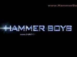 Jeremy Rowen Glory Hole from Hammerb-ys TV