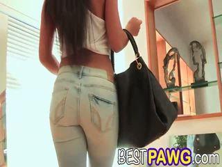 Liels pakaļa beauty gianna nicole shows no uz jauns video hd