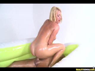 nice ass, mega slut daily video, riding cock hard