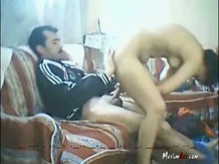 Trio sexe vidéo à partir de egypt
