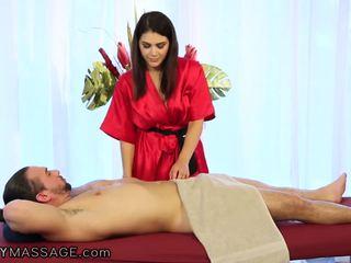 Fantasymassage en speciell italienska massagen