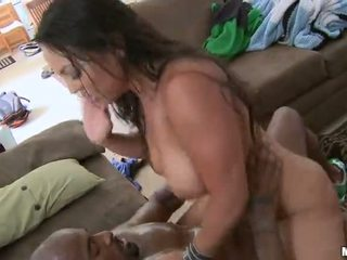 Sexy mqmf adriana lima follada duro por un negra polla vídeo