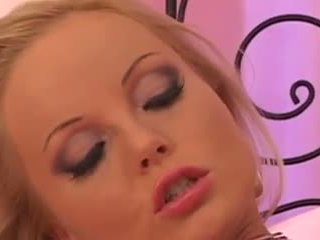 Silvia Saint Solo: Free Blonde Porn Video dc