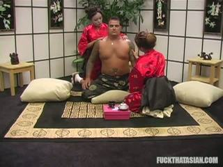 Geisha meitenes