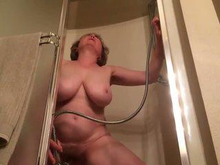 Wife Enjoying Shower: Wife Shower Porn Video c6