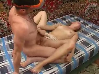 Anal sex with russian drunken whore