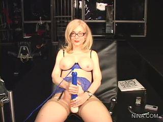 Nina hartley pleasures onu cookie ile bu seks tool