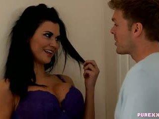 Pure xxx films huisvrouw jasmine jae cheats op haar echtgenoot