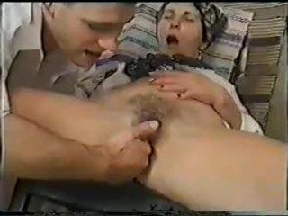 grannies, anal, fingering