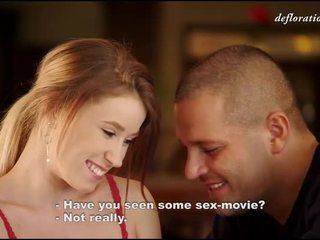 første gang, porno videoer, barely legal cuties