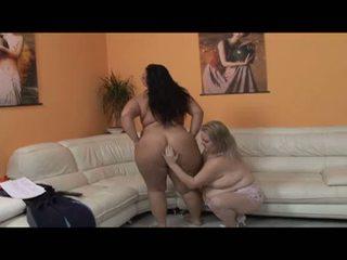 Karstās vāvere darbība par resnas lesbietes