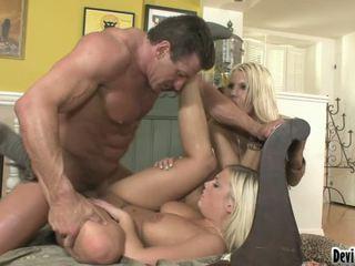 Monica Breeze Sperm Load Onto Her Brown Hole