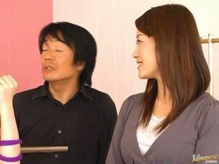 Japanisch av modell pees