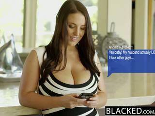 Blacked suur loomulik tissid austraalia beib angela valge fucks bbc