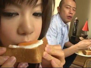 Shino nakamura - japorno パイパン ティーン クリームパイ