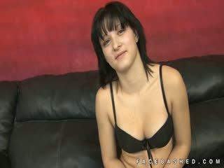 Mandy Sky Happy To Get Face Fucked