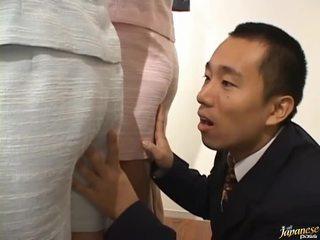 hardcore sex, japanilainen, pussy poraus