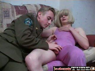 oral seks, göt, crossdresser