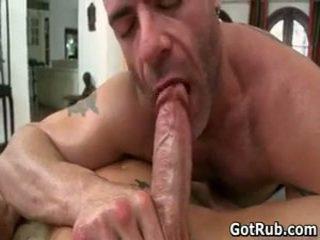 Super hawt guy receives fijn lichaam massages 13 door gotrub