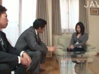 japonais, mari trompé, pipe