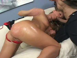 hardcore sex, fajčenie, veľký péro