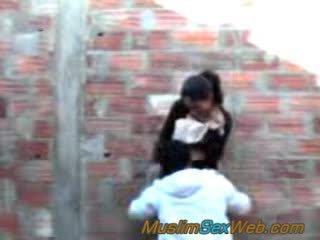 Arābieši meitene fucked ārā