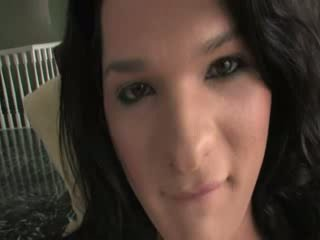 This ultra hot tranny is banging amazing